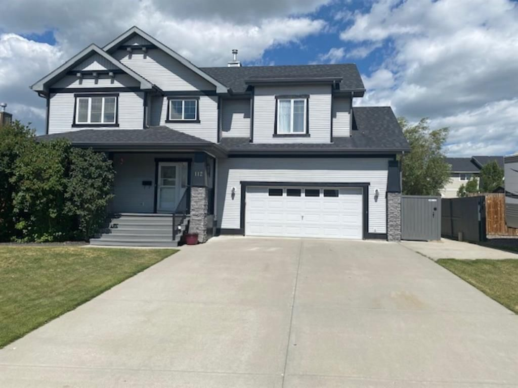 Main Photo: 112 MCDOUGALL Place: Langdon Detached for sale : MLS®# A1023577