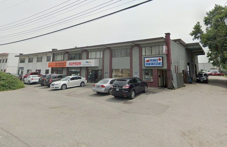 Main Photo: 12520 & 12524 VICKERS Way in Richmond: East Cambie Industrial for sale : MLS®# C8035192