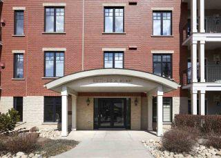 Photo 3: 209 9811 96A Street in Edmonton: Zone 18 Condo for sale : MLS®# E4247252