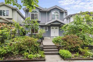 Photo 1: 3469 WILLIAM Street in Vancouver: Renfrew VE House for sale (Vancouver East)  : MLS®# R2459320