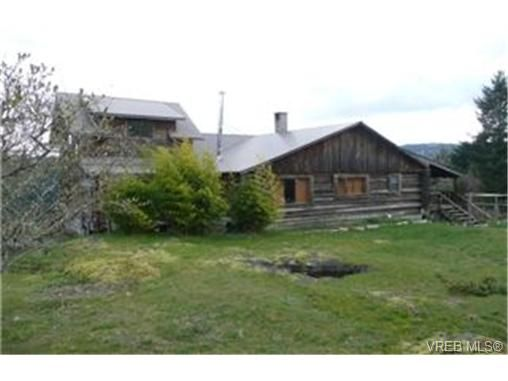 Main Photo: 1482 Fulford-Ganges Rd in SALT SPRING ISLAND: GI Salt Spring House for sale (Gulf Islands)  : MLS®# 461619