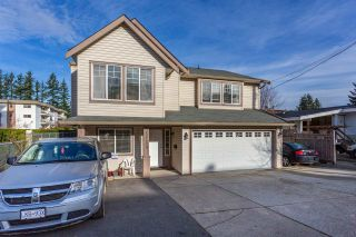 Photo 1: 32133 GEORGE FERGUSON Way in Abbotsford: Abbotsford West House for sale : MLS®# R2530904