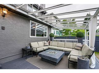 Photo 18: 2708 W 19 Avenue in Vancouver: Arbutus House  (Vancouver West)  : MLS®# V1084587