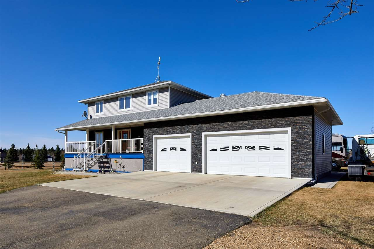 Main Photo: #24 240065 Twp Rd 472: Rural Wetaskiwin County House for sale : MLS®# E4196397