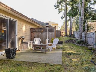 Photo 19: 50 2728 1ST STREET in COURTENAY: CV Courtenay City Row/Townhouse for sale (Comox Valley)  : MLS®# 752465