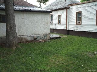 Photo 12: 367 Magnus Avenue in WINNIPEG: North End Residential for sale (North West Winnipeg)  : MLS®# 1519816