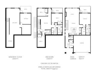 "Photo 3: A 50233 LUNA Place in Chilliwack: Eastern Hillsides 1/2 Duplex for sale in ""Cascade"" : MLS®# R2590336"