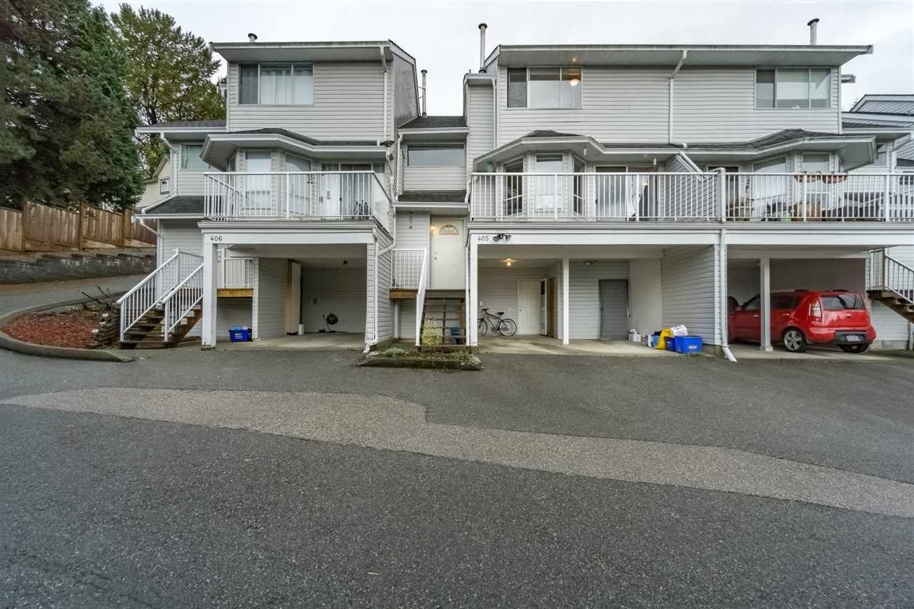 "Main Photo: 405 1176 FALCON Drive in Coquitlam: Eagle Ridge CQ Townhouse for sale in ""FALCON HILL"" : MLS®# R2224566"