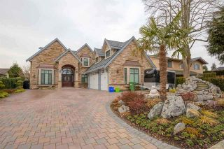 Main Photo: 7511 BARKERVILLE Court in Richmond: Broadmoor House for sale : MLS®# R2527094