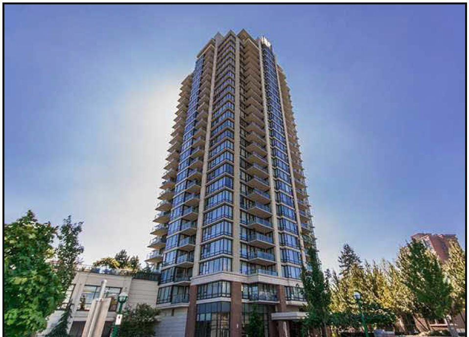 Main Photo: 604 7328 ARCOLA STREET in Burnaby: Highgate Condo for sale (Burnaby South)  : MLS®# R2515139
