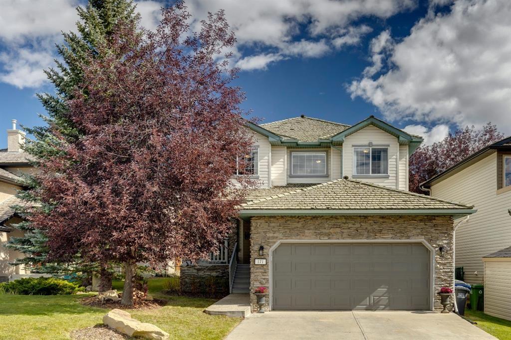 Main Photo: 171 Gleneagles View: Cochrane Detached for sale : MLS®# A1148756