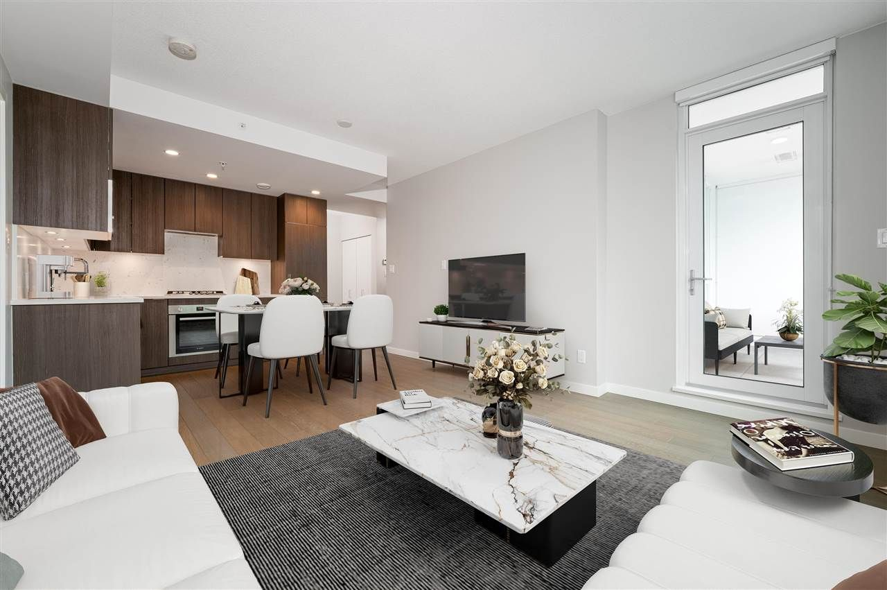 """Main Photo: 221 2888 CAMBIE Street in Vancouver: Mount Pleasant VW Condo for sale in """"The Spot"""" (Vancouver West)  : MLS®# R2589918"""