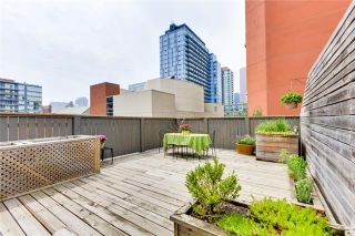 Photo 11: 287 Richmond St E Unit #Ph301 in Toronto: Moss Park Condo for sale (Toronto C08)  : MLS®# C3601711