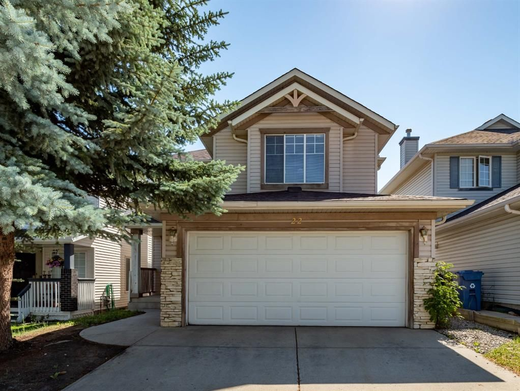 Main Photo: 22 Somercrest Close SW in Calgary: Somerset Detached for sale : MLS®# A1125013