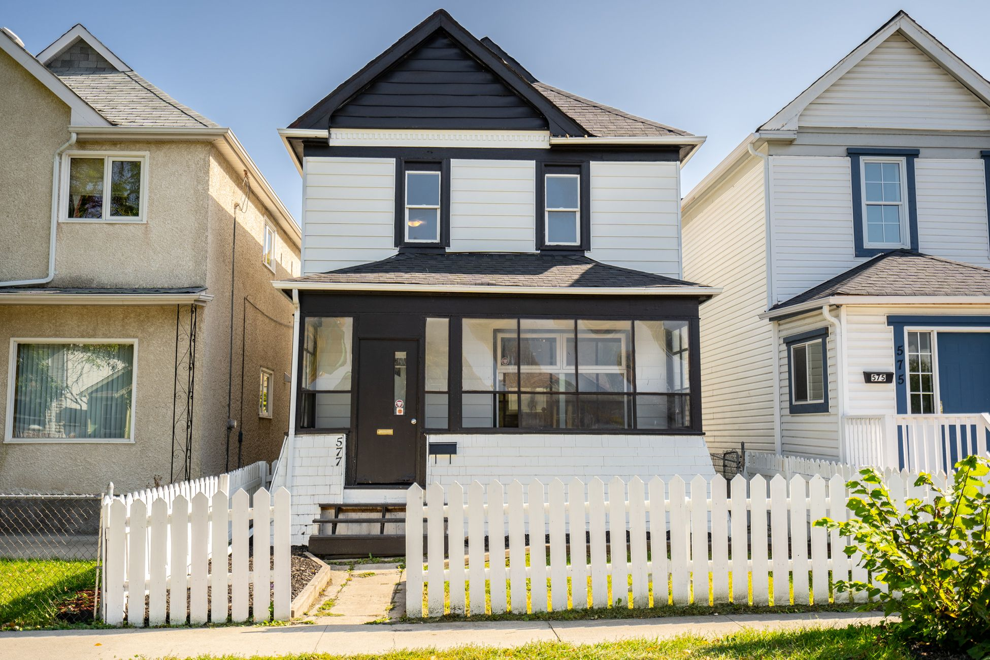 Main Photo: 577 Home Street in Winnipeg: West End House for sale (5A)  : MLS®# 202024221