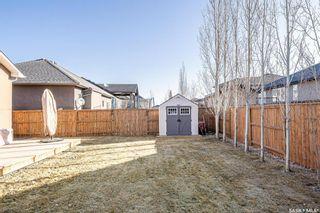Photo 43: 602 Bennion Crescent in Saskatoon: Willowgrove Residential for sale : MLS®# SK849166