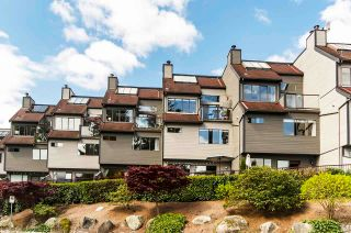 """Photo 1: 4 2151 BANBURY Road in North Vancouver: Deep Cove Townhouse for sale in """"Mariners Cove"""" : MLS®# R2584972"""