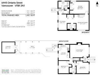 "Photo 2: 6445 ONTARIO Street in Vancouver: Oakridge VW House for sale in ""Oakridge/Langara Cambie Corridor Phase 3"" (Vancouver West)  : MLS®# R2558081"