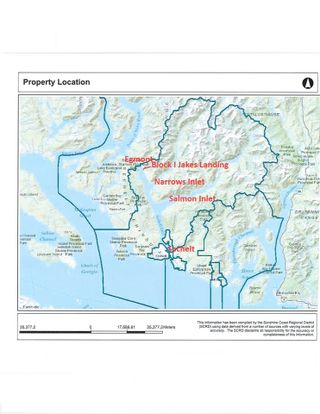Photo 5: BLOCK I JAKES LANDING in Egmont: Pender Harbour Egmont Land for sale (Sunshine Coast)  : MLS®# R2589835