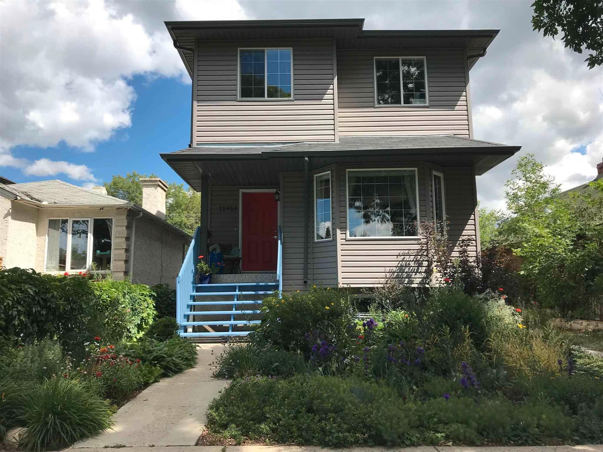 Main Photo: 11933 77 Street in Edmonton: Zone 05 House Half Duplex for sale : MLS®# E4246316