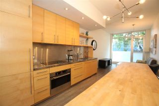 """Photo 2: 207 36 WATER Street in Vancouver: Downtown VW Condo for sale in """"TERMINUS"""" (Vancouver West)  : MLS®# R2575228"""