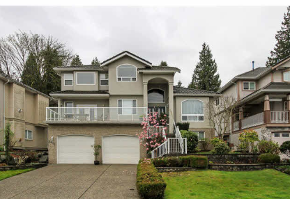 Main Photo: 2901 KEETS Drive in Coquitlam: Ranch Park House for sale : MLS®# V1112219