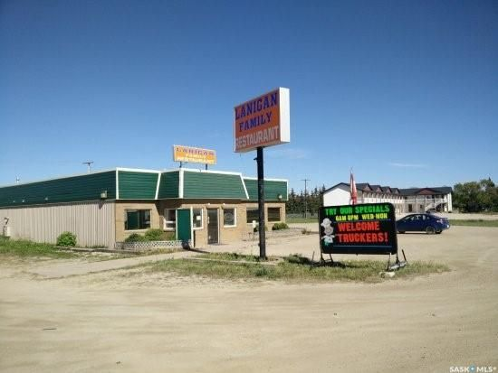 Main Photo: 500 Commercial Drive in Lanigan: Commercial for sale : MLS®# SK841690