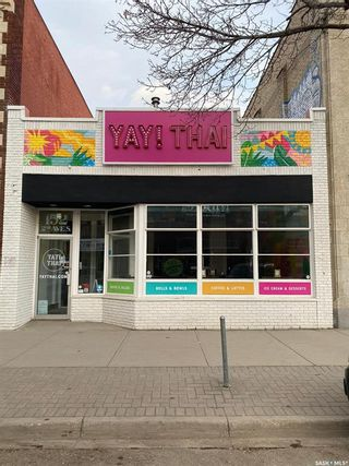 Photo 1: 152 2nd Avenue South in Saskatoon: Central Business District Commercial for sale : MLS®# SK846141