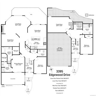Photo 3: 3395 Edgewood Dr in : Na Departure Bay Row/Townhouse for sale (Nanaimo)  : MLS®# 885146