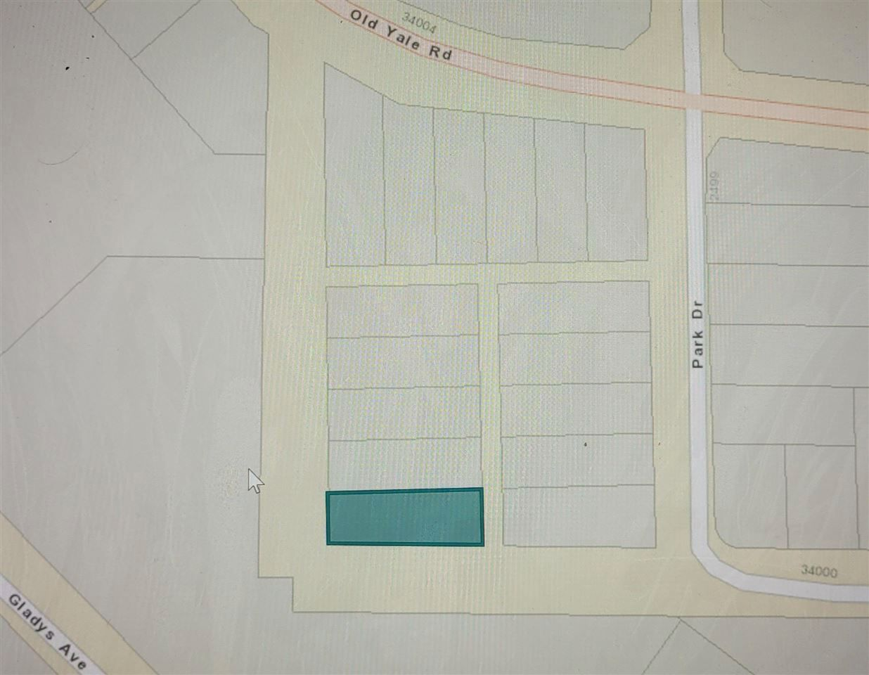Main Photo: 2410 CAMPBELL Avenue: Land for sale in Abbotsford: MLS®# R2583987