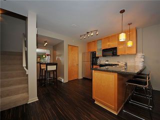 Photo 5: 979 RICHARDS Street in Vancouver: Downtown VW Townhouse for sale (Vancouver West)  : MLS®# V903075