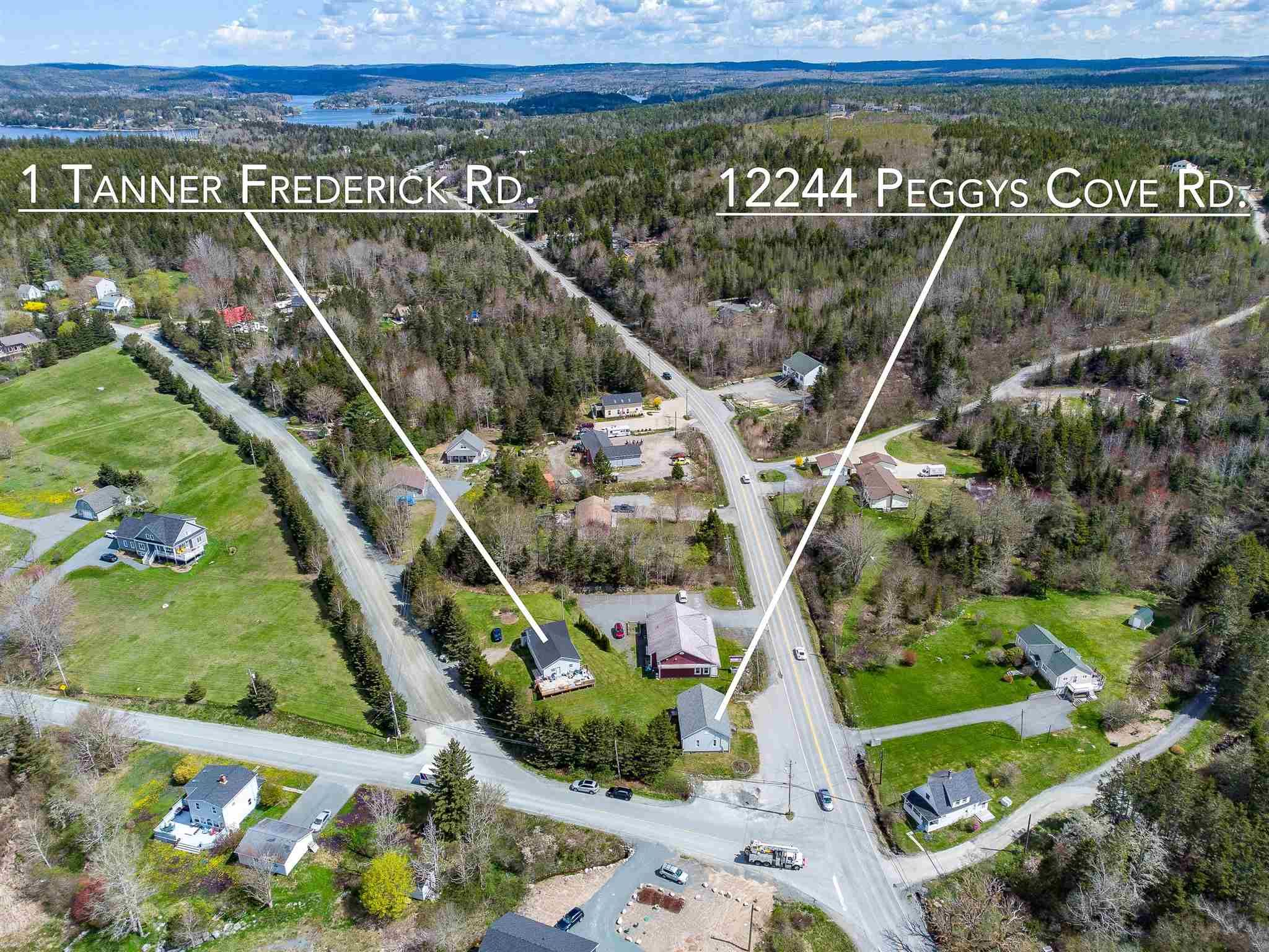 Main Photo: 12244 Peggy's Cove Road in Glen Haven: 40-Timberlea, Prospect, St. Margaret`S Bay Residential for sale (Halifax-Dartmouth)  : MLS®# 202112086