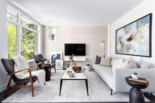 """Main Photo: 7613 YUKON Street in Vancouver: Marpole Townhouse for sale in """"Perron"""" (Vancouver West)  : MLS®# R2585846"""
