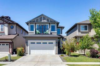 Photo 1: 445 Auburn Bay Drive SE in Calgary: Auburn Bay Detached for sale : MLS®# A1126030