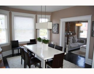 Photo 3: 2227 ALBERTA Street in Vancouver: Mount Pleasant VW House for sale (Vancouver West)  : MLS®# V771743