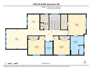 Photo 19: 17923 59 Street in Edmonton: Zone 03 House for sale : MLS®# E4234608