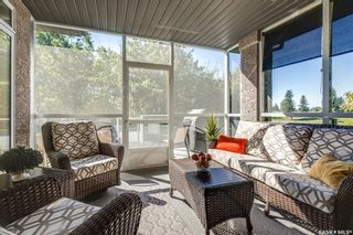 Photo 41: 6 301 Cartwright Terrace in Saskatoon: The Willows Residential for sale : MLS®# SK857113
