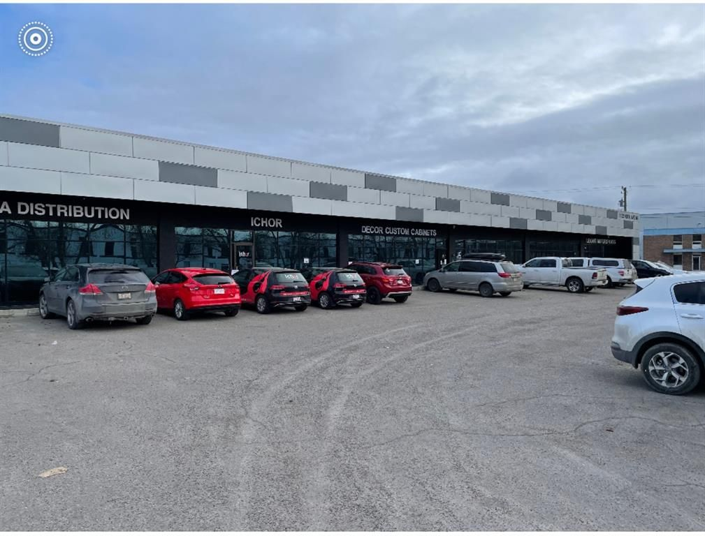 Main Photo: 1122 40 Avenue NE in Calgary: McCall Industrial for sale : MLS®# A1078676