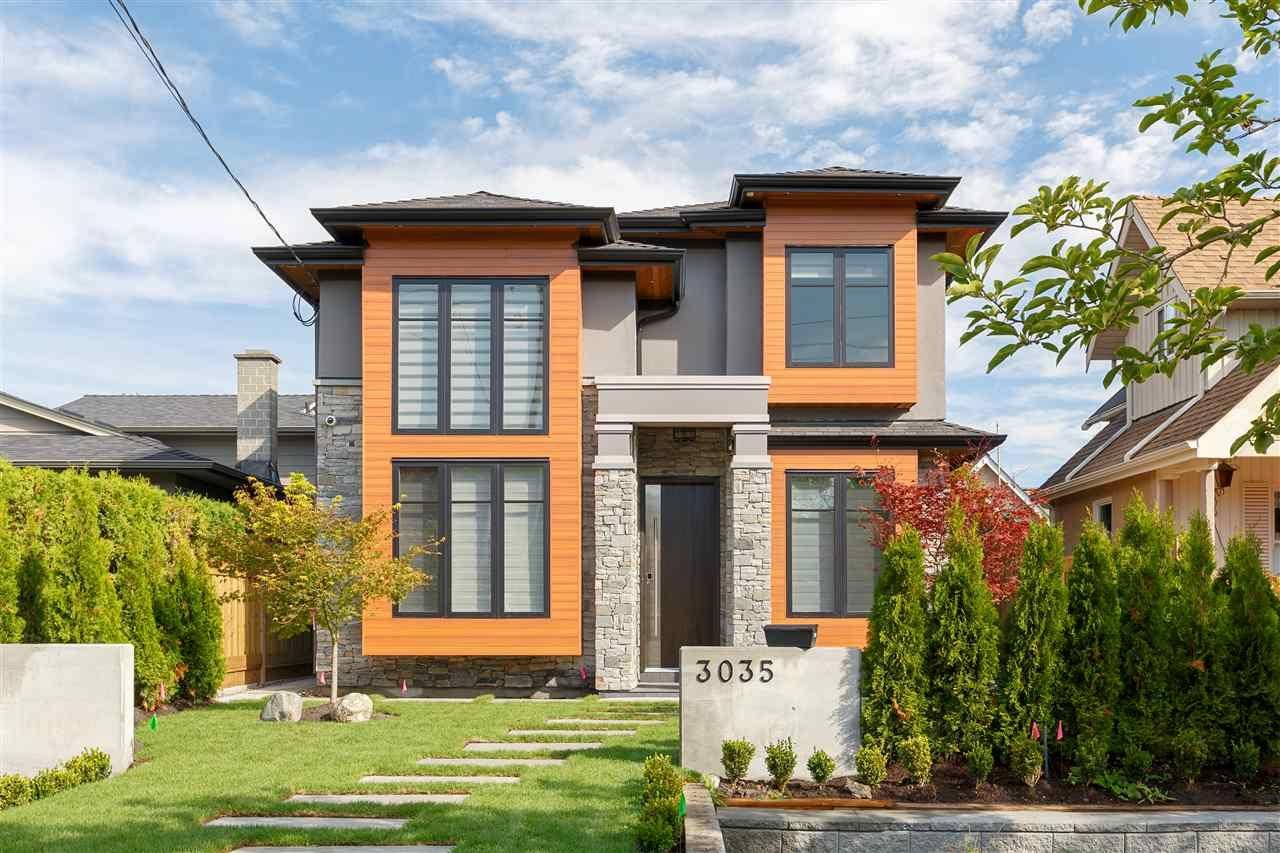 Main Photo: 3035 GARRY Street in Richmond: Steveston Village House for sale : MLS®# R2401994