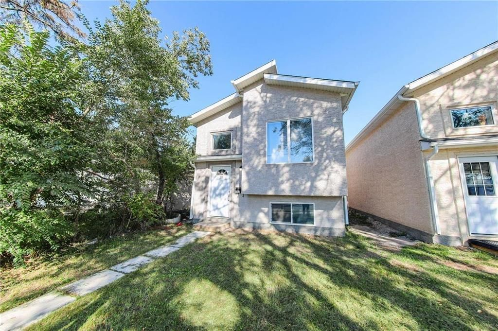 Main Photo: 1967 Notre Dame Avenue in Winnipeg: Brooklands Residential for sale (5D)  : MLS®# 202123353