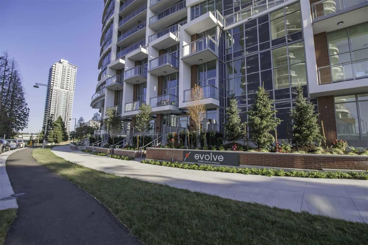 """Main Photo: #409 13308 CENTRAL Avenue in Surrey: Whalley Condo for sale in """"THE EVOLVE"""" (North Surrey)  : MLS®# R2587236"""