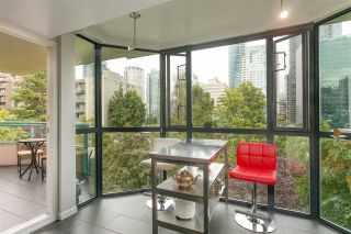 """Photo 8: 504 1132 HARO Street in Vancouver: West End VW Condo for sale in """"THE REGENT"""" (Vancouver West)  : MLS®# R2237242"""