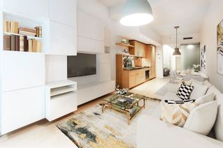 """Photo 1: 202 36 WATER Street in Vancouver: Downtown VW Condo for sale in """"TERMINUS"""" (Vancouver West)  : MLS®# R2617552"""