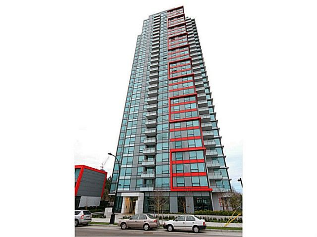 """Main Photo: 2207 6658 DOW Avenue in Burnaby: Metrotown Condo for sale in """"MODA"""" (Burnaby South)  : MLS®# V1101566"""