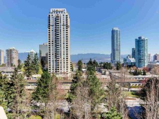 "Photo 1: 901 6152 KATHLEEN Avenue in Burnaby: Metrotown Condo for sale in ""THE EMBASSY"" (Burnaby South)  : MLS®# R2568817"