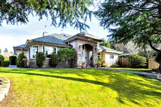 Main Photo: 1742 126 Street in Surrey: Crescent Bch Ocean Pk. House for sale (South Surrey White Rock)  : MLS®# R2552123
