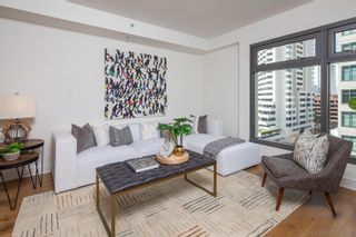 Photo 5: DOWNTOWN Condo for sale : 1 bedrooms : 645 Front St #1210 in San Diego