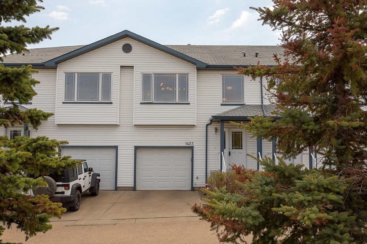 Main Photo: 1423 HERMITAGE Road in Edmonton: Zone 35 Townhouse for sale : MLS®# E4246308