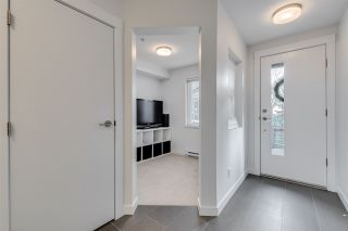 """Photo 18: 61 2310 RANGER Lane in Port Coquitlam: Riverwood Townhouse for sale in """"FREMONT BLUE BY MOSAIC"""" : MLS®# R2433583"""