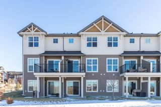 Photo 28: 603 101 SUNSET Drive: Cochrane Row/Townhouse for sale : MLS®# A1031509